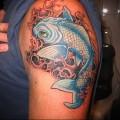 что значит татуировка rhg