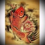 tattoo carp 1
