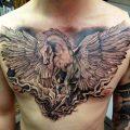 Значение татуировки Пегас - фото