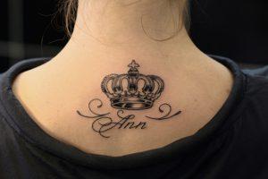Значение тату «Корона» - фото