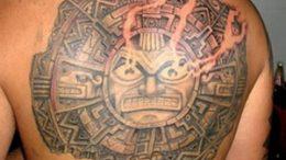 Значение тату символы - фото
