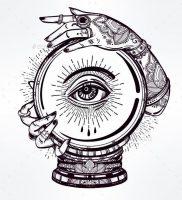 фото магические тату от 16.11.2017 №005 — magic tattoos — tattoo-photo.ru