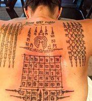 фото магические тату от 16.11.2017 №006 — magic tattoos — tattoo-photo.ru