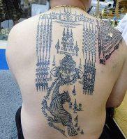 фото магические тату от 16.11.2017 №015 — magic tattoos — tattoo-photo.ru