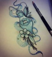 фото магические тату от 16.11.2017 №016 — magic tattoos — tattoo-photo.ru