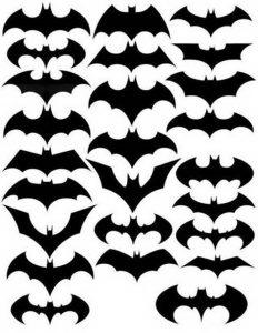 фото тату Летучая мышь от 19.11.2017 №032 - tattoo Bat - tattoo-photo.ru