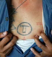 фото тату амулет от 14.11.2017 №007 — tattoo amulet — tattoo-photo.ru