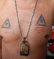 фото тату амулет от 14.11.2017 №010 — tattoo amulet — tattoo-photo.ru