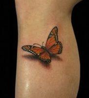 фото тату бабочка от 14.11.2017 №006 — butterfly tattoos — tattoo-photo.ru