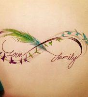 фото тату бесконечность от 14.11.2017 №005 — tattoo infinity — tattoo-photo.ru