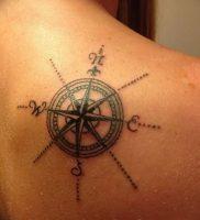 фото тату звезда от 14.11.2017 №006 — star tattoo — tattoo-photo.ru