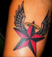 фото тату звезда от 14.11.2017 №015 — star tattoo — tattoo-photo.ru