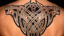 фото тату кельтские узоры от 23.11.2017 №005 - tattoo celtic patterns - tattoo-photo.ru