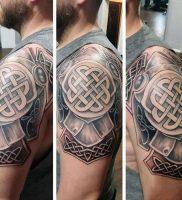 фото тату кельтские узоры от 23.11.2017 №008 — tattoo celtic patterns — tattoo-photo.ru