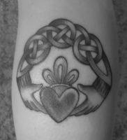 фото тату кельтские узоры от 23.11.2017 №013 — tattoo celtic patterns — tattoo-photo.ru