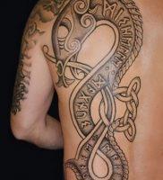 фото тату кельтские узоры от 23.11.2017 №015 — tattoo celtic patterns — tattoo-photo.ru 234234