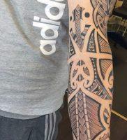 фото тату кельтские узоры от 23.11.2017 №083 — tattoo celtic patterns — tattoo-photo.ru