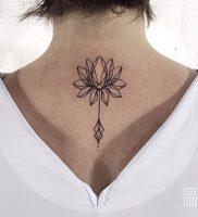 фото тату лотос от 19.11.2017 №005 — lotus tattoo — tattoo-photo.ru