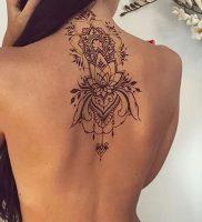 фото тату лотос от 19.11.2017 №009 — lotus tattoo — tattoo-photo.ru