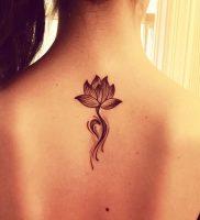 фото тату лотос от 19.11.2017 №015 — lotus tattoo — tattoo-photo.ru