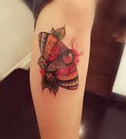 фото тату мотылек от 17.11.2017 №123 — moth tattoos — tattoo-photo.ru