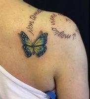 фото тату надпись от 16.11.2017 №005 — tattoo inscription — tattoo-photo.ru