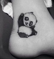 фото тату с животными от 14.11.2017 №012 — animal tattoos — tattoo-photo.ru