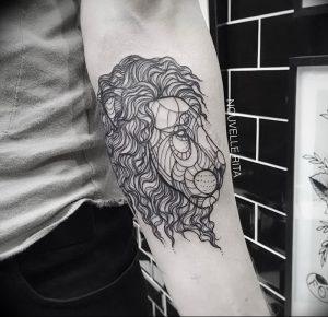 фото тату с животными от 14.11.2017 №029 - animal tattoos - tattoo-photo.ru