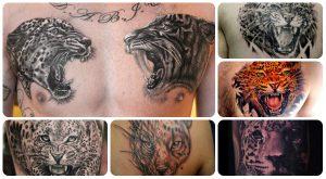 Значение татуировки ягуар и фото примеры с удачными вариантами