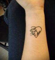 фото тату китайские иероглифы для статьи про значение татуировок — 17
