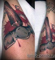 фото татуировки молот — значение — пример интересного рисунка тату — 012 tatufoto.com