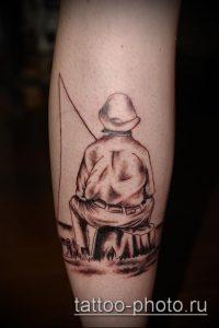 фото тату человек - значение - пример интересного рисунка тату - 003 tattoo-photo.ru