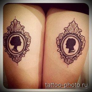 фото тату человек - значение - пример интересного рисунка тату - 015 tattoo-photo.ru