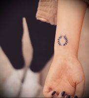 фото тату венок (tattoo wreath) (значение) — пример рисунка — 034 tatufoto.com
