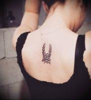 фото тату венок (tattoo wreath) (значение) — пример рисунка — 036 tatufoto.com