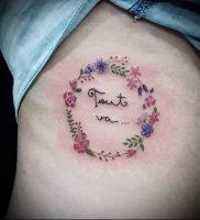 фото тату венок (tattoo wreath) (значение) — пример рисунка — 041 tatufoto.com