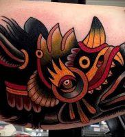 фото тату носорог (rhino tattoo) (значение) — пример рисунка — 028 tatufoto.com