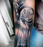 фото тату прицел (tattoo sniper scope) (значение) — пример рисунка — 008 tatufoto.com