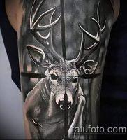 фото тату прицел (tattoo sniper scope) (значение) — пример рисунка — 019 tatufoto.com