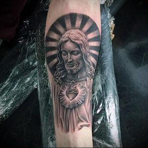 фото тату религиозные (значение) - пример интересного рисунка тату - 006 tatufoto.com