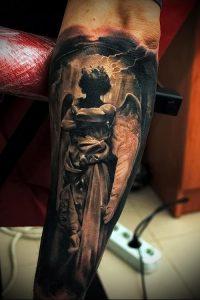 фото тату религиозные (значение) - пример интересного рисунка тату - 012 tatufoto.com