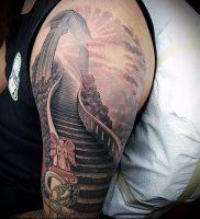 фото тату религиозные (значение) — пример интересного рисунка тату — 014 tatufoto.com