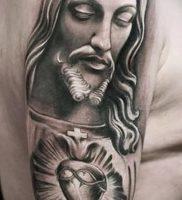 фото тату религиозные (значение) — пример интересного рисунка тату — 017 tatufoto.com