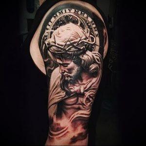 фото тату религиозные (значение) - пример интересного рисунка тату - 022 tatufoto.com