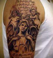 фото тату религиозные (значение) — пример интересного рисунка тату — 025 tatufoto.com