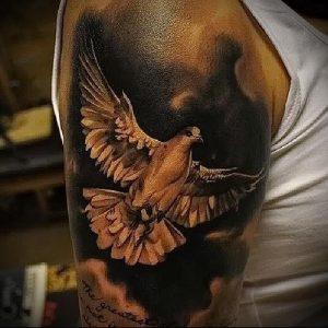 фото тату религиозные (значение) - пример интересного рисунка тату - 026 tatufoto.com