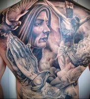 фото тату религиозные (значение) — пример интересного рисунка тату — 028 tatufoto.com
