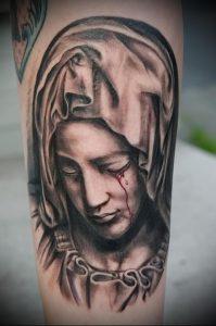 фото тату религиозные (значение) - пример интересного рисунка тату - 029 tatufoto.com