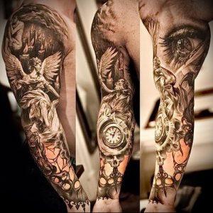 фото тату религиозные (значение) - пример интересного рисунка тату - 031 tatufoto.com