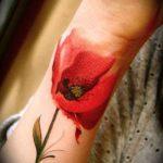 фото Тату в стиле акварель (Watercolor) (значение) - пример рисунка - 103 tatufoto.com